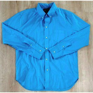 Chubbies The Nutter Mens Blue Shirt Size Large